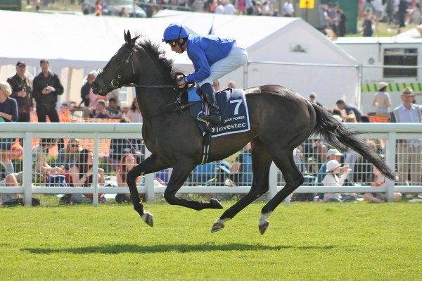 Jack Hobbs ridden by William Buick