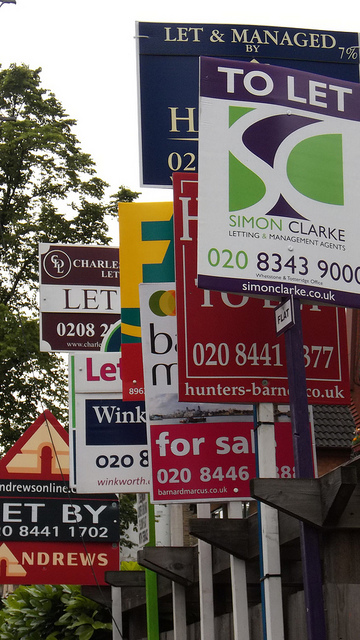 The property market in the UK is constantly changing (file picture / Flickr / oatsy40)