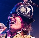 Adam Ant performing at a concert in Hawaii in November 2013 (Wikicommons / Peter Chiapperino)