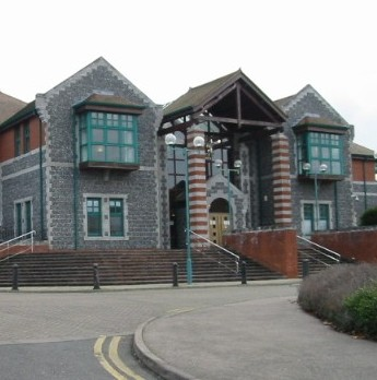 Samuel Ward was jailed for two years at Canterbury Crown Court for violently attacking his mother