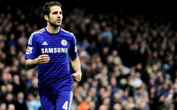 Cesc Fabregas in action for Chelsea, who are favourites to win the Premier League again this season (picture : Integermaxwell)