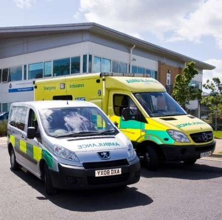 East Midlands Ambulance Service is being probed by police after mistakes caused the deaths of 13 patients last year (Picture: Wikicommons / EMAS)