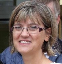 Isabelle Barrett, who had a £7,000 neck operation paid for by the council where she worked