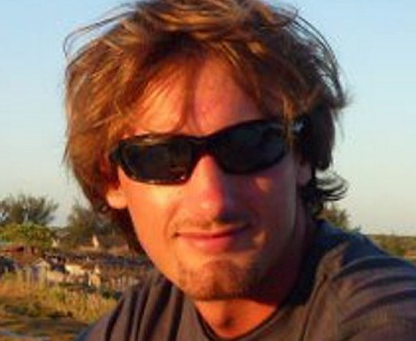 Nick Paige, 24, was killed instantly when rocks fell on his group during a beach party in Madagascar