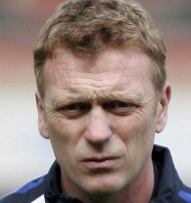 Everton manager David Moyes Is set to be tackled by some of Britain's brightest students - at Cambridge University