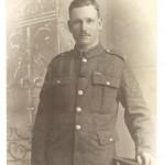 Sgt Stephen Eggleston in 1917