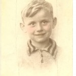 Ben Eggleston aged 5