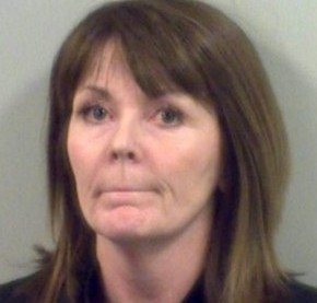 PC Eileen Arthurs, 52, carried out improper police checks for a crook friend
