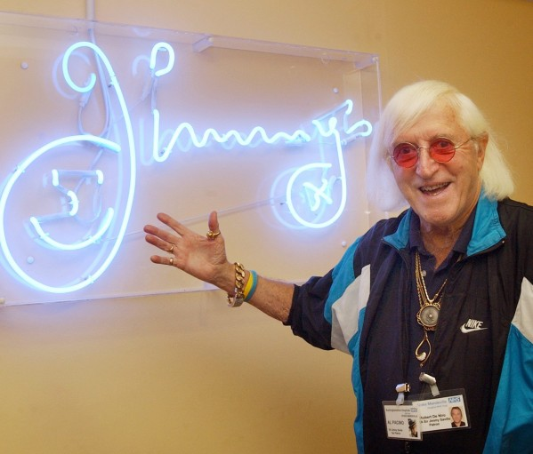 Jimmy Savile allegedly abused children during visits to a Royal Marines training HQ