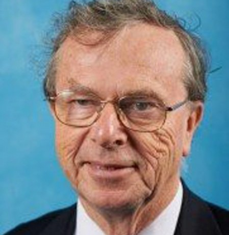 Cambridge University Professor John Tiley, who jumped from an academic building in suspected suicide