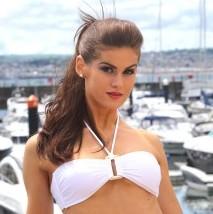 Carina Tyrrelli is now Miss England