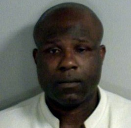 Police mugshot: Osezua Osolase, trafficked teenage girls from Africa to sell them as prostitutes