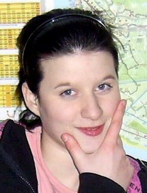 Gillian Ancell struggled to cope after knocking down 15-year-old Robyn Oldham (pictured)