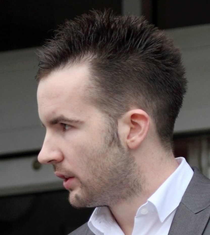 Patrick Rossi, 23, the son of millionaire Status Quo frontman Francis Rossi