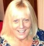 Susan Gleeson, 51, who is accused of banking money made from her husband's drug operation while she lived on benefits