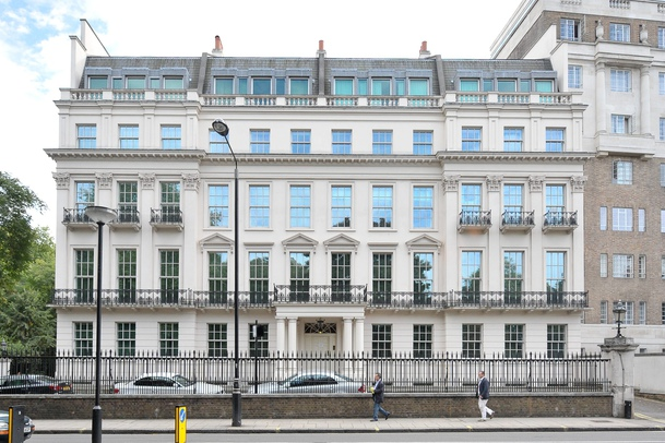 The 45 bedroom London mansion on the market for a British record £300m