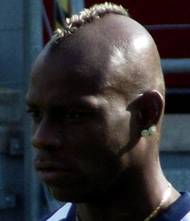 Mario Balotelli was racially abused by a Stoke City fan who has now been banned from every ground in the country