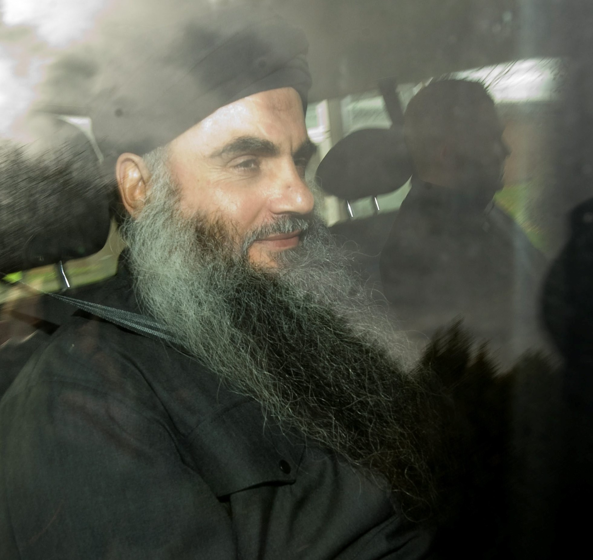 Radical Muslim cleric Abu Qatada is released on bail from Long Lartin high security prison in Worcestershire today