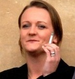 Amanda Wheeler outside Worcester Crown Court. She groped a boy, 12, and lap danced for his pals