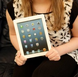 Apple's iPad mini is among the popular tech gadgets that parents will be buying this Christmas