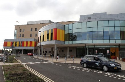 The University Hospital of North Staffordshire