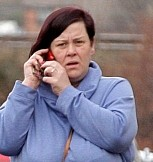 White Dee, the self-proclaimed 'mother' of Benefits Street