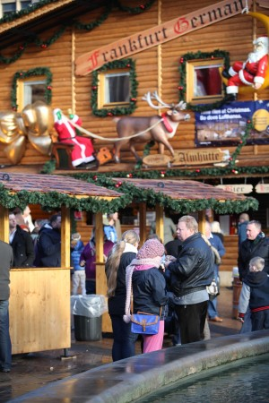 Christmas markets are the perfect place to get presents for all the family