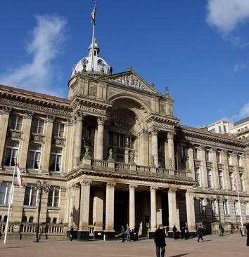 Birmingham City Council, which has spent £11m on a voice recognition system that doesn't recognise the Brummie accent