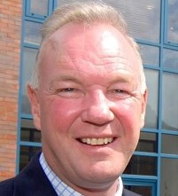 Managing Director of Grass Roots Live Charles Moyle who has given a job to a crook who burgled his business