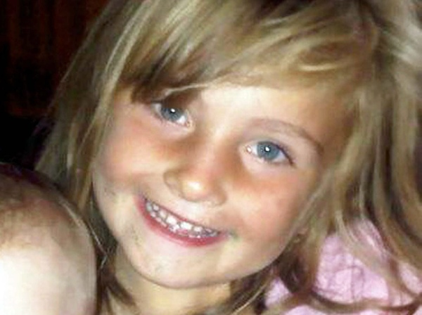 Imie Harrison, 6, died after calling into a freezing canal