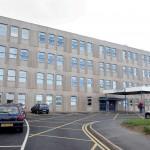 The NHS Royal Shrewsbury Hospital where the appalling blunder happened