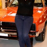 Dukes of Hazzard star Catherine Bach