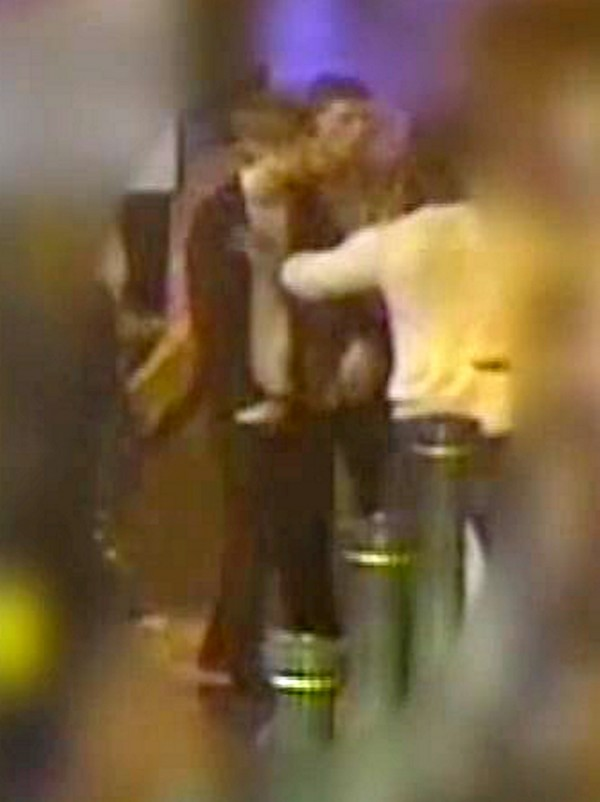 Detectives have released this CCTV image in a bid to trace the man who attacked a clubber after a single punch knocked him unconscious outside a Birmingham bar last month