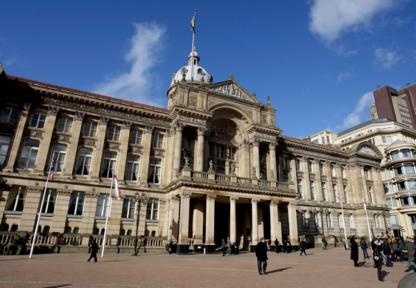 Birmingham City Council, where penny-pinching chiefs have axed Santa Claus