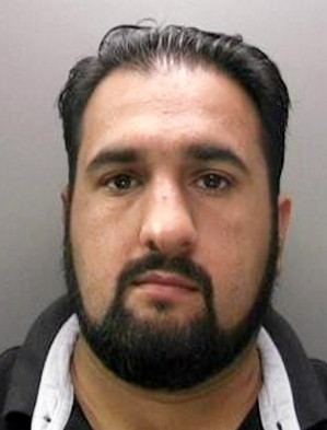 Conman Basharat Bashir, 33, who callously swindled thousands of pounds out of vulnerable pensioners