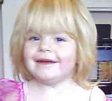 Daisy May Brooks died minutes after her sixth birthday party after being knocked down by a car outside her house