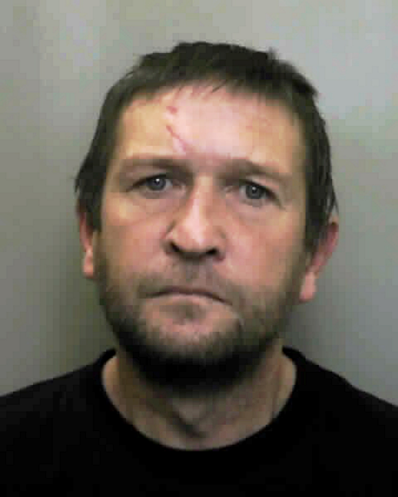 Peter Roberts has been jailed for eight years