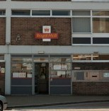 Lincoln Royal Mail delivery office where postman Graham Bennett worked