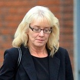 Former dinner lady Margaret Bailey stole almost £90k from the primary school where she worked