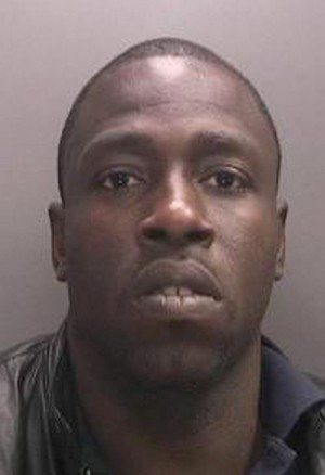 Dane Hamilton, 33, tried to smuggle drugs in pasties