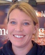 Vicky Brown, Director of Ank Marvin Ltd whose sales of horse meat has rocketed