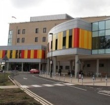 The University Hospital of North Staffordshire, City General site in Stoke-on-Trent