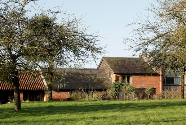 Mary Kidson's sprawling country home in Ledbury, Herefordshire