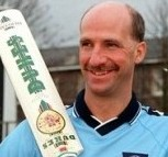 Former England cricketer Kim Barnett allegedly harassed his ex-wife by following her to her workplace and putting pictures of her in his car