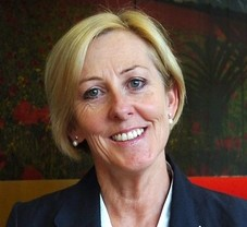 Pay off: Sharon Menghini of Stoke on Trent City Council