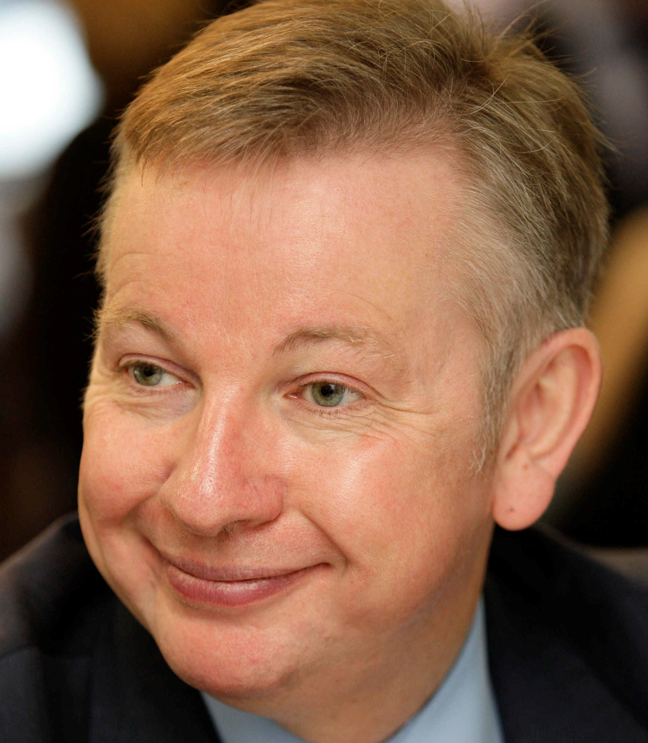 Cheeky: Education Secretary Michael Gove