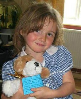 Missing: April Jones was abducted while playing with friends near to her home