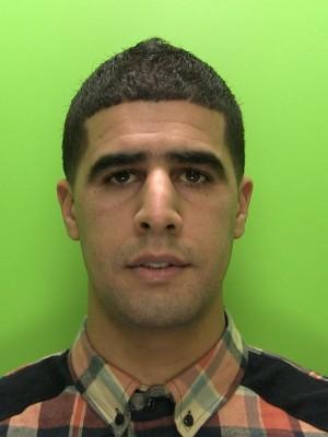 Phone thief Karim Bousaboun