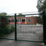 Burton Joyce Primary School in Notts., where more than 30 pupils have been taken out of class after two young girls watched porn on TV