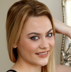 Model Rebekah Hemsley was teased for living on a council estate has beat the bullies and is now a beauty queen finalist